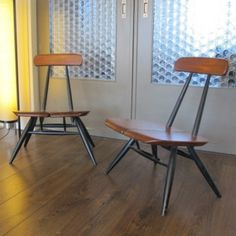 Pirkka Lounge Chair by Ilmari Tapiovaara for Laukaan Puu Finnland