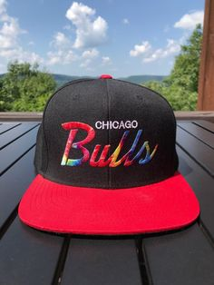 Presenting Chicago Bulls Mitchell   Ness snapback. The masses have spoken 83e9aa123351