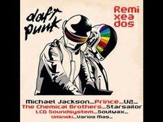 Michael Jackson - Billie Jean remix Daft Punk - YouTube