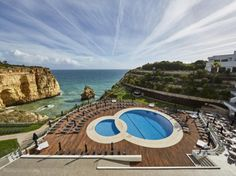 Located in Algarve, Tivoli Carvoeiro is definitely one of the best hotels in Portugal.