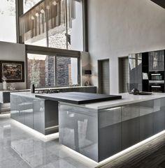 Luxury Kitchen by blu_line