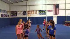 Under Over Game  (Gymnastics/Fitness/Games)