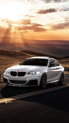 White Car BMW wallpaper for #Iphone and #Android #BMW #Car at wallzapp.com