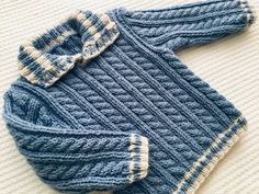 Baby Boy Knitting Patterns, Baby Cardigan Knitting Pattern, Knitting For Kids, Knit Baby Sweaters, Girls Sweaters, Crochet Baby Clothes Boy, Baby Bunting, Baby Coat, Yandex Disk