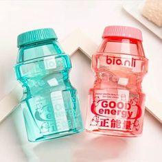 Botella de Agua de pl/ástico Tulipop Gloomy