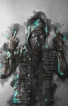 Watch dogs 2, Dedsec