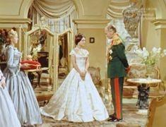 """KATIA (1959) Filmausschnitt """"Ich denke an dich"""""""