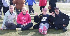 Four Corners Track and Field-Brampton 2014
