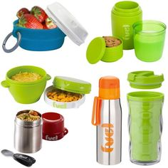 Trudeau - FUEL Food Containers, Sports Bottles & Travel Mugs