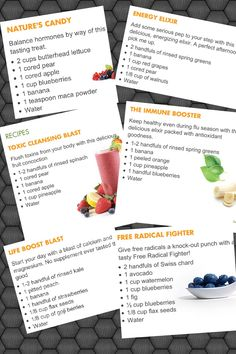 NUTRIBULLET Healthy Delicious Smoothies