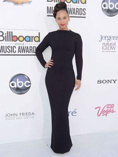 Alicia Keys Billboard Music Awards 2012