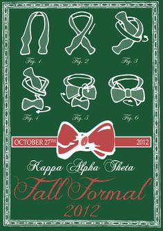 Kappa Alpha Theta Fall Formal Shirt