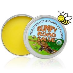 FREE from #iHerb Sierra Bees Bumpy Road Salve $4,95 OFF #RT #Organic #Skin #Eco #Deals Discount applied in cart