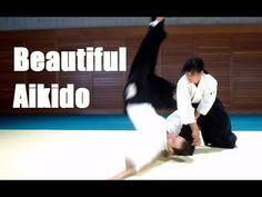 aikido instruction; buki waza, ken: zengo giri, shiho giri and happo giri - YouTube