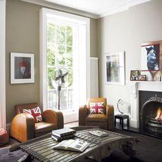 Living room | Step inside a fashion designer's Georgian home | House tour | Modern decorating ideas | PHOTO GALLERY | Livingetc | Housetohome