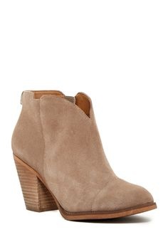 SUSINA - Stevie Lea Bootie - Wide Width Available at Nordstrom Rack. Free Shipping on orders over $100.