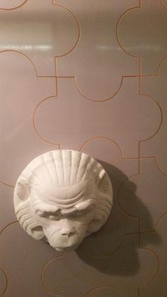 #softhomebyelledecoritalia | #elledecoritalia | #marazzi | #ceramics | #Triennale |  #gioponti | #tiles | dainty #bathroom