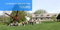 Free Interactive Walking Tours -  Laumeier Sculpture Park- First Sunday Docent Led Tours (May-Oct from 2-3 PM) & Stroller Tours Third Thursday (May-Oct from 10-11 AM)