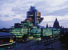 NORD/LB headquarter in Hannover