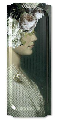 Plateau Jasmée - Fleur blanche Jasmée - Ibride - Décoration et mobilier design avec Made in Design