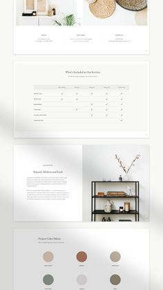 96 fully customizable keynote template slides ratio) perfect for interior designers, photographers, and freelancers. Use it to create elegant project proposals, client welcome guides, and more! Interior Design Presentation, Project Presentation, Presentation Layout, Presentation Templates, Interior Design Websites, Web Design, Slide Design, Graphic Design, Keynote Design