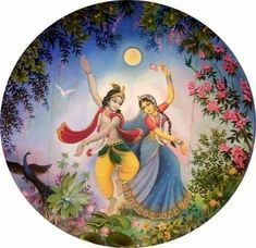 are names that can't be taken without the other. Krishna Gif, Cute Krishna, Radha Krishna Photo, Shree Krishna, Radhe Krishna, Lord Krishna Images, Radha Krishna Pictures, Krishna Photos, Indiana
