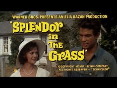 """Splendor in the Grass"" is another great film featuring Natalie Woods. Warren Beatty was awesome as well. I love the acting style of older movies."