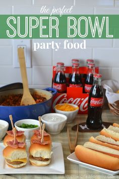 How to Create the Ultimate Super Bowl Party Food Spread #cbias #shop