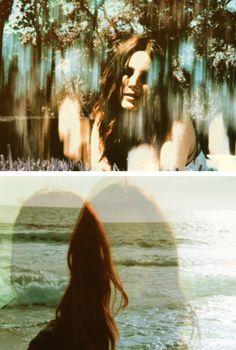 Ultraviolet White / Lana Del Rey Hand-tinted 16mm film - cinematography by David Myrick Films by Neil Krug