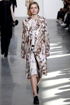 Sfilata Calvin Klein Collection New York - Collezioni Autunno Inverno 2016-17 - Vogue