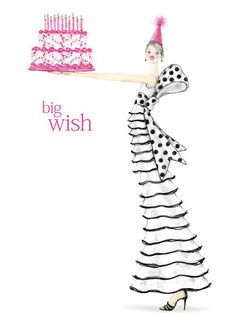 Big Wish Birthday Card