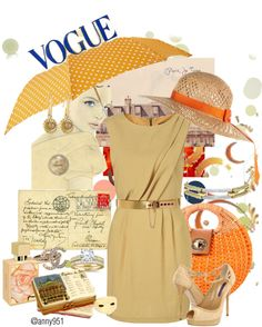 """""""It's Always Raining Somewhere..."""" by nanniehatter on Polyvore"""