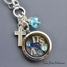 It's a baby boy announcement living locket from Origami Owl Charms are only $5! Buy it at beckytibbits.origamiowl.com