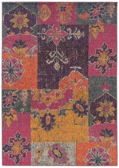 Kaleidoscope Area Rugs by Sphinx Oriental Weavers
