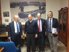 In visita all'azienda ittica conserviera Nino Costanzo di Trapani