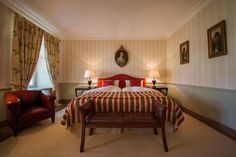 The hotel, the rooms and suites are especially remarkable due to their first class individual style and comfort. 5 Star Hotels, Traditional, Luxury, Bed, Room, Furniture, Home Decor, Style, Bedroom