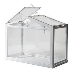 SOCKER Greenhouse - IKEA $19.99