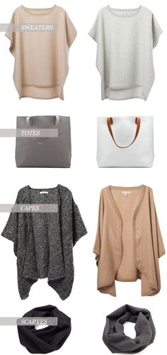 Monday Work Wear: {Cozy Up with Cuyana}