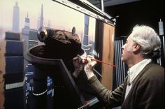 Star Wars art designed by Ralph McQuarrie