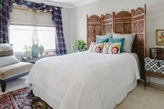 """A First-Time Homebuyer's """"Glam-ohemian"""" Charlotte House"""