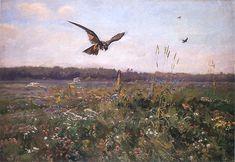 Jozef Chelmonski - Hawk, 1899