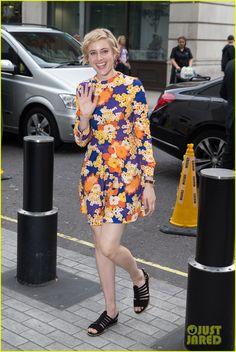 Greta Gerwig Brings 'Mistress America' to London - Watch Trailer Here!