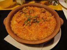 Guiso de Quinoa (Lapeña de Carlitos, Tilcara, Jujuy, Argentina)