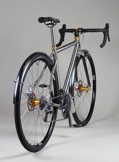 Heavenly Commuter by Firefly Bicycles