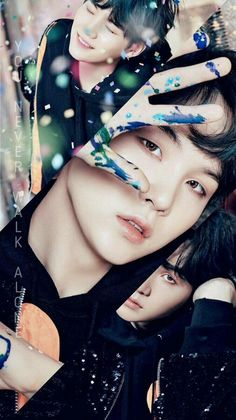 Yoongi is so adorable and sexy-- how can somebody look so good! Army here asdfgjkl