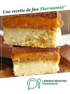 Millionnaire shortbreads par michris. Une recette de fan à retrouver dans la catégorie Desserts & Confiseries sur www.espace-recettes.fr, de Thermomix®.