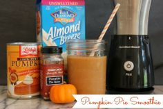 Me and My Pink Mixer: Fall Smoothies to Celebrate #Smoovember and a Giveaway