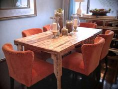 Hey, I found this really awesome Etsy listing at http://www.etsy.com/listing/124905434/rustic-dining-table-made-from-reclaimed