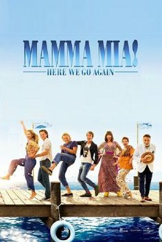 You are watching the movie Mamma Mia! Here We Go Again on Putlocker HD. In young Donna Sheridan meets the men who each could be Mamma Mia, 2 Movie, Love Movie, Movies Showing, Movies And Tv Shows, The Boy Is Mine, Here I Go Again, Cinema, Movies Worth Watching