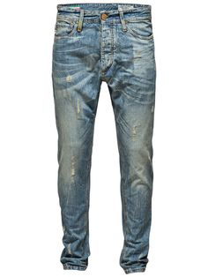 Erik Original BL 184, Medium Blue Denim, large